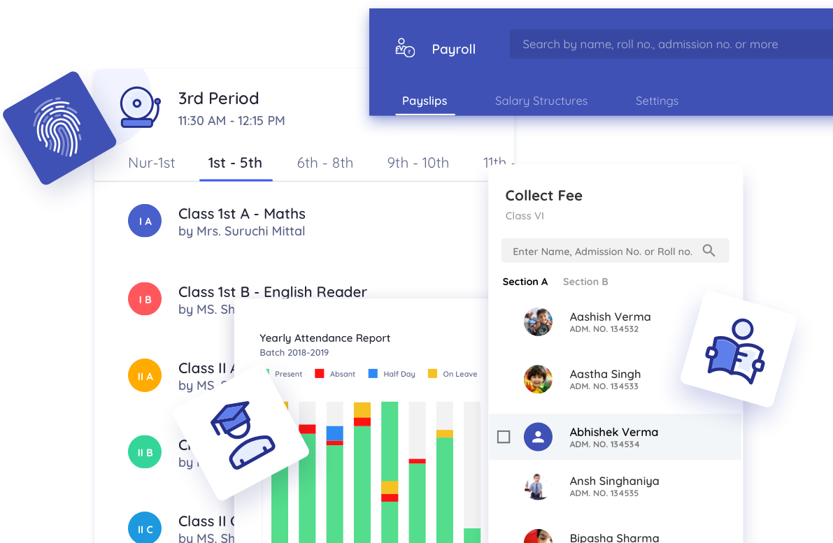 SchoolEasy - School Management, Made Easys